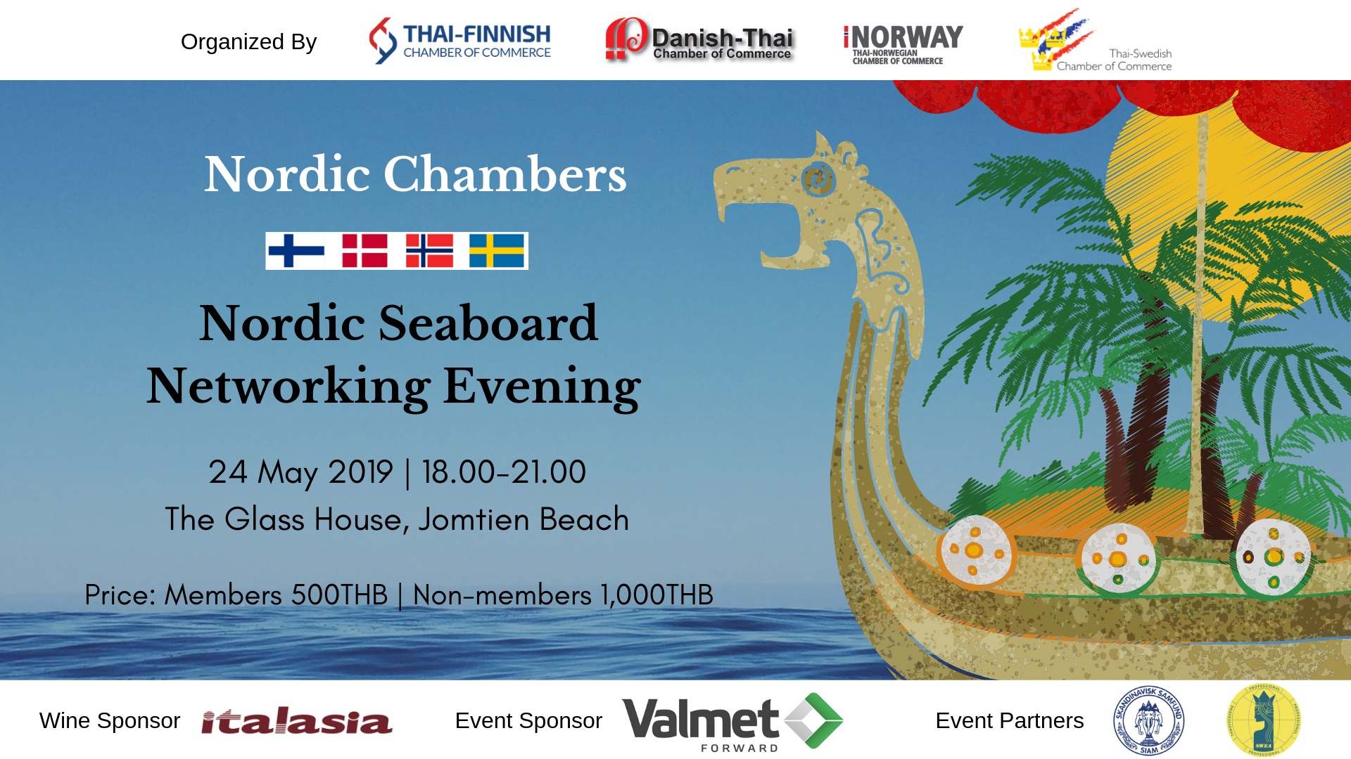 TFCC – Thai-Finnish Chamber of Commerce